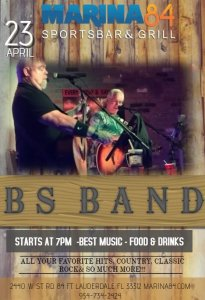 BS BAND APRIL 23