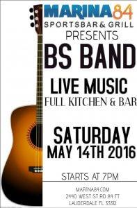 BS Band May 14th