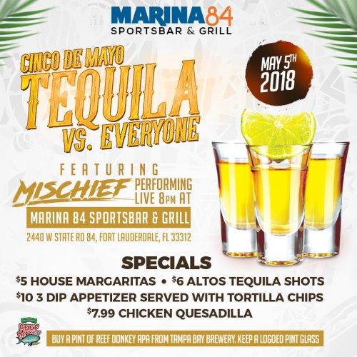 Cinco De Mayo Tequila Vs Everyone Social 2
