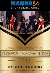 Dynamic Sensations May 21st