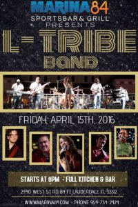 L Tribe  April 15th