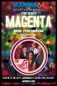 Magenta April 8th