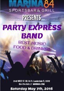Party Express May 7th
